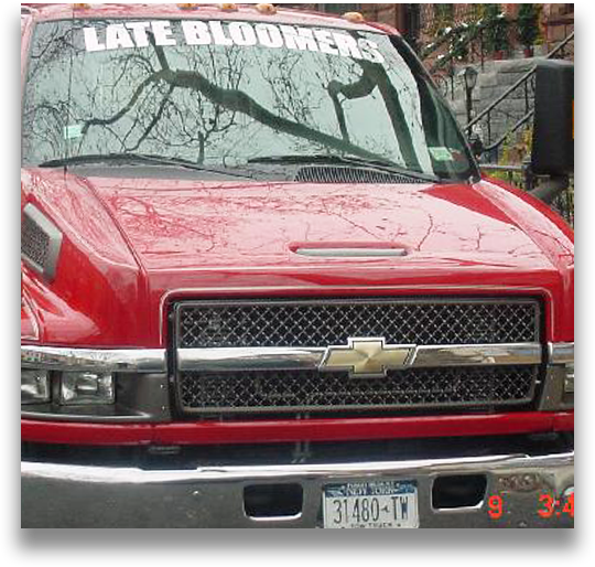 At Late Bloomers Towing & Recovery Inc., we provide fast response time and speedy solutions to your vehicle problems in the most effective and convenient way possible. No matter what your vehicle needs are, you can count on us to be there. When you need a tow truck or professional towing in Brooklyn, NY or nearby, Late Bloomers Towing & Recovery, Inc. is here for you! Call for fast, reliable towing services: Specialties Car Lockout & Battery Boost Light & Medium Duty Towing Towing & Car Removal For Illegally Blocked Driveways Towing Services 24-Hour Emergency Towing Services Blocked Driveway Removal Abandoned Vehicle Recovery Insurance Towing Winching Flat Bed Services Impound Services Backyard Pickup Parking Lot Enforcement Collision Services Accident Recovery Expert Auto Body Technicians Computer Diagnostics Estimates Roadside Assistance Jump Starts Junk Car Removal Lockout Services